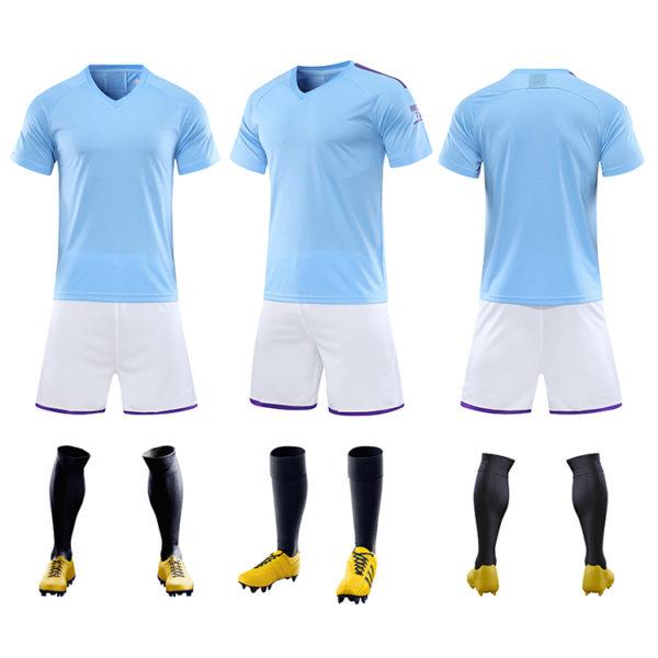 2019 2020 OEM soccer jersey No logo football Shirts 3