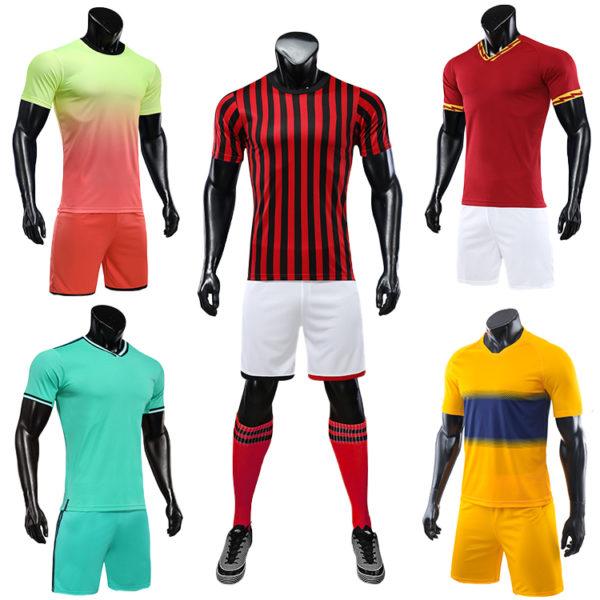 2019 2020 camisetas SoccerWear Football jersey 2