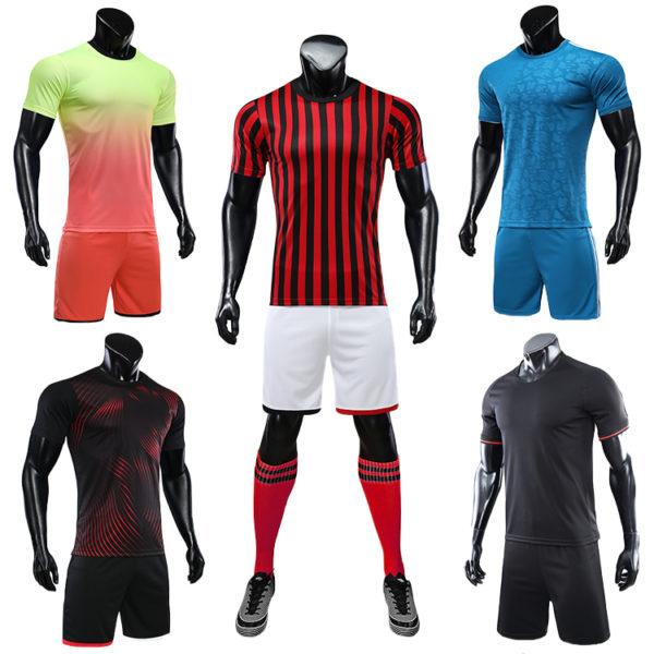 2019 2020 camisetas SoccerWear Football jersey 3
