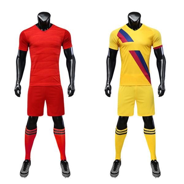 2019 2020 cheap plain jerseys football mexico soccer uniforms 3