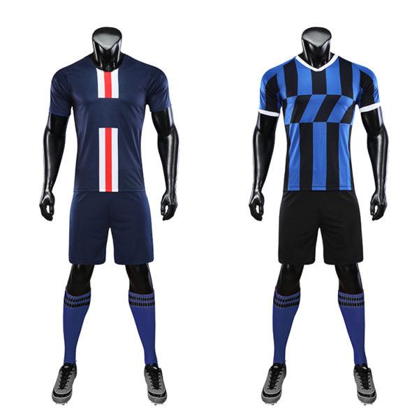 2019 2020 cheap soccer team uniforms jerseys jersey set 2