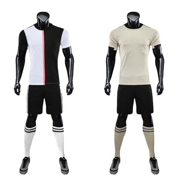 2019 2020 cheap soccer team uniforms jerseys jersey set 3