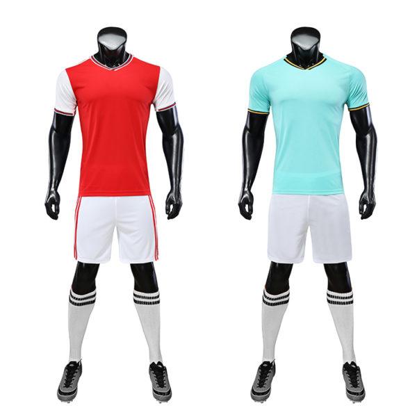 2019 2020 cheap soccer team uniforms jerseys jersey set 5