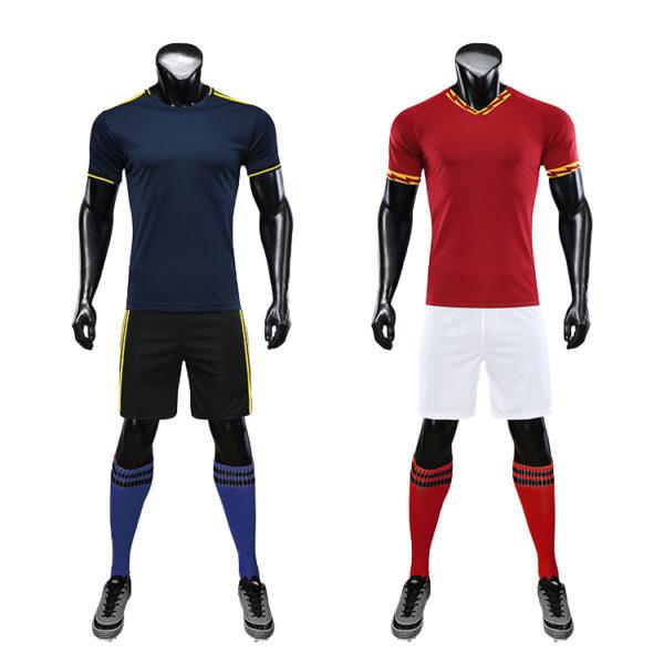 2019 2020 cheap soccer team uniforms jerseys jersey set