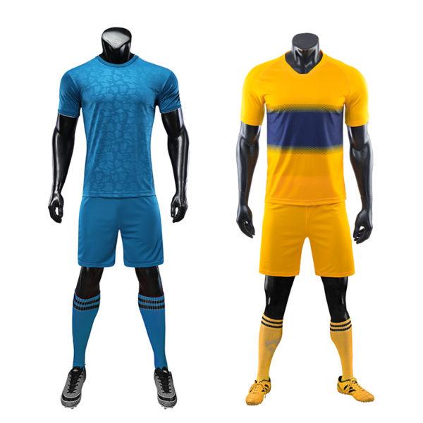 2019 2020 custom football shirt maker soccer jersey set 4
