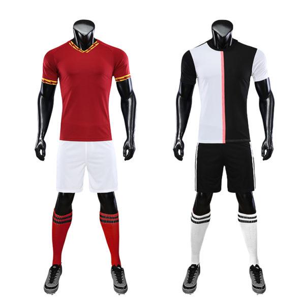 2019 2020 custom football shirt maker soccer jersey set 5
