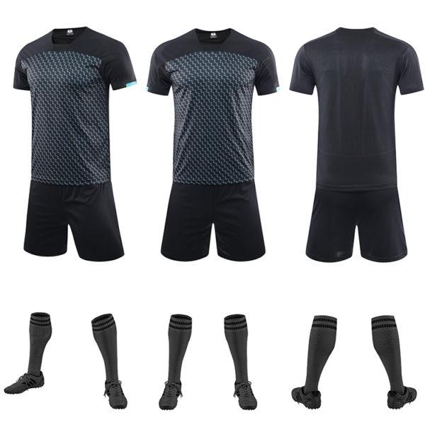 2019 2020 custom printed soccer jersey cheap set plain jerseys football 6