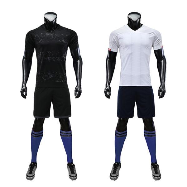 2019 2020 design a football team kit customize pattern soccer jersey blank 5