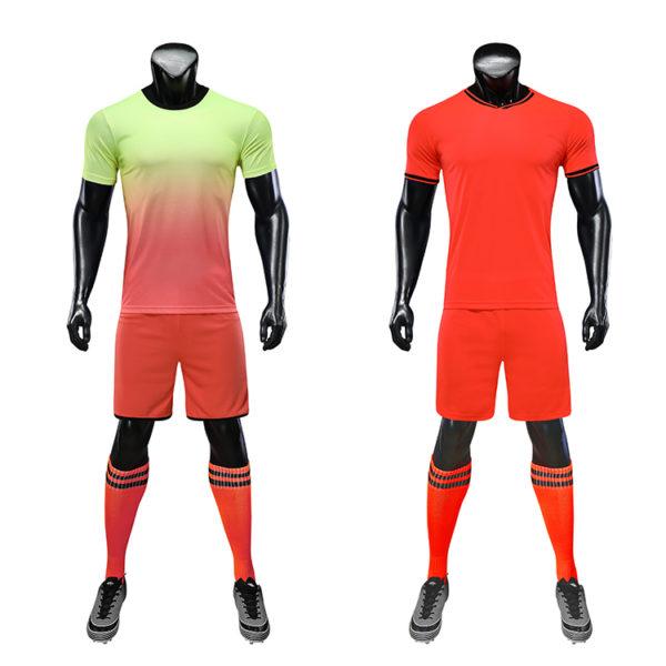 2019 2020 digital printing football jersey design your own soccer kit 1