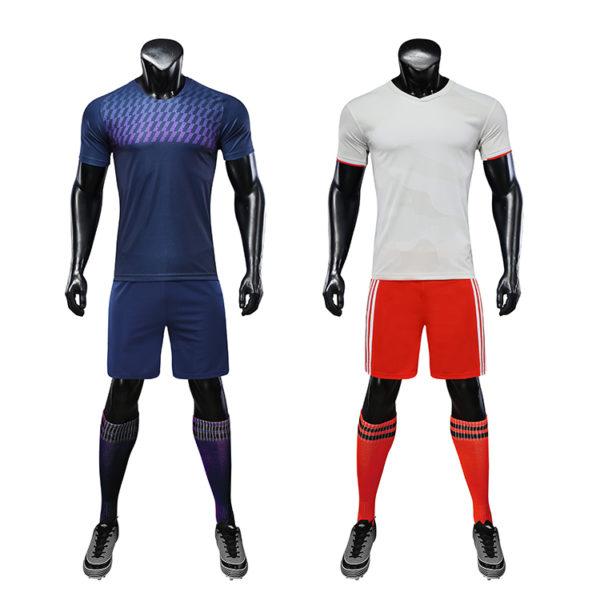 2019 2020 football clothes Jersey set 4