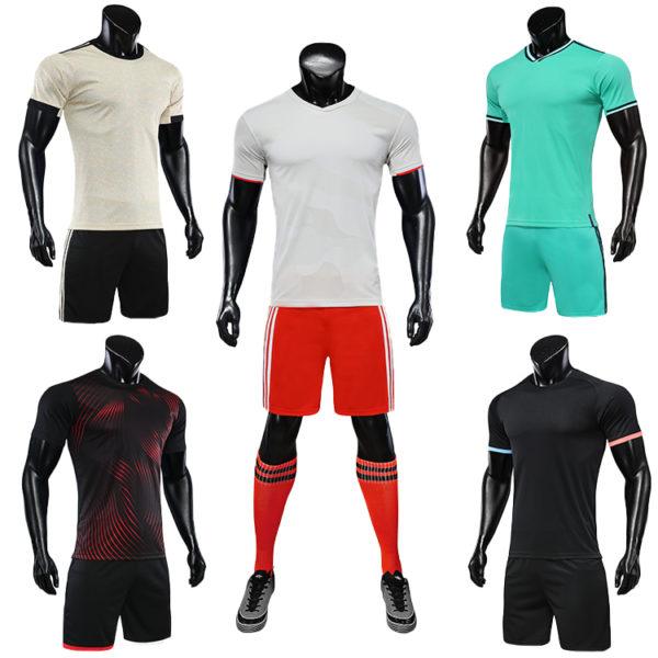 2019 2020 football custom american jerseys camisetas de futbol 6