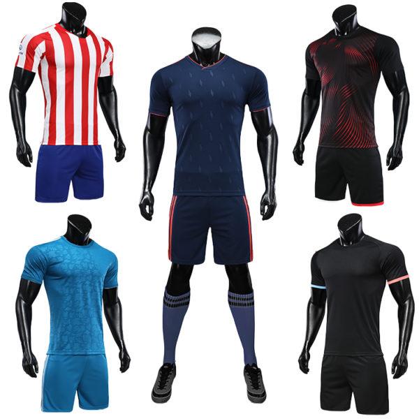 2019 2020 football jacket clothes Jersey set 5