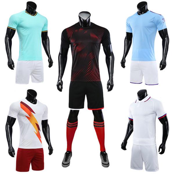 2019 2020 football jacket clothes Jersey set 6