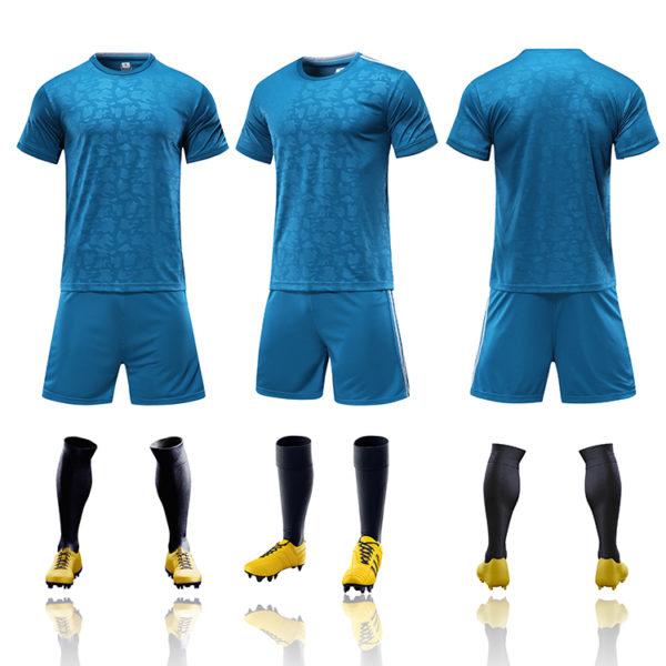 2019 2020 football jersey in black custom men thai quality cheap soccer 1