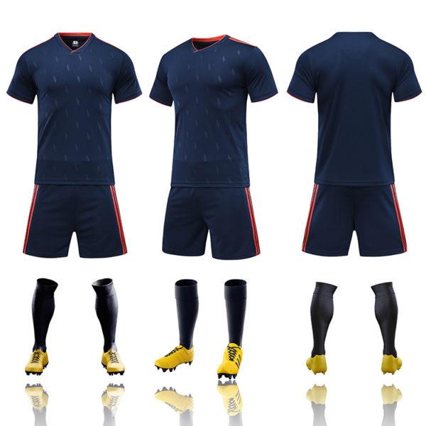 2019 2020 football jersey new model sports custom soccer kit 4 1