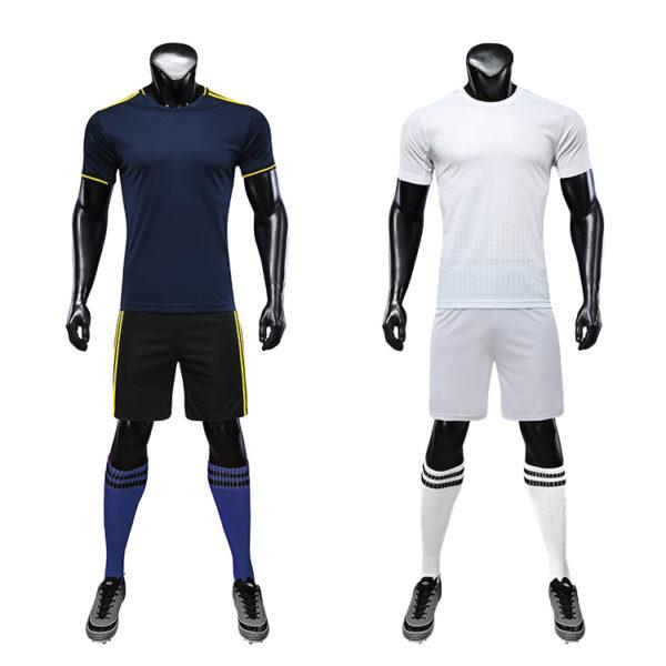 2019 2020 football long sleeve kits full set soccer kit 1