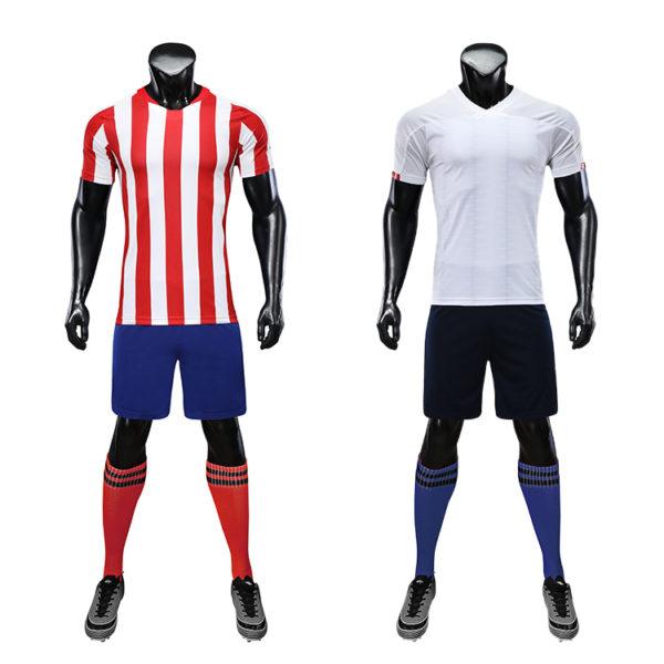 2019 2020 football long sleeve kits full set soccer kit 4