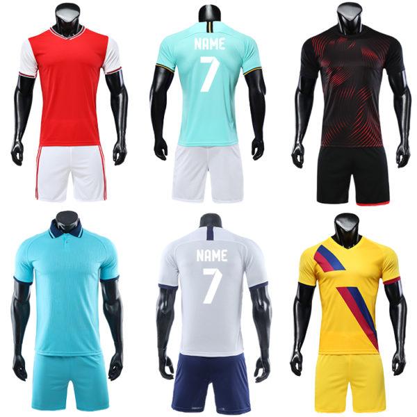 2019 2020 football training jersey team wear shirts thailand 2