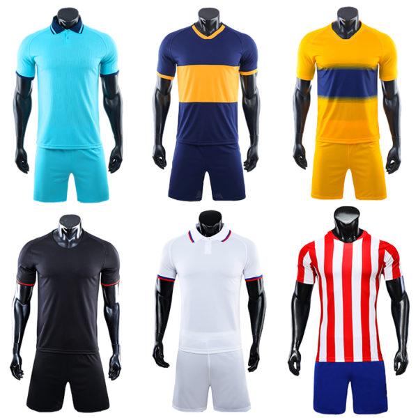 2019 2020 football training maillot kit 3