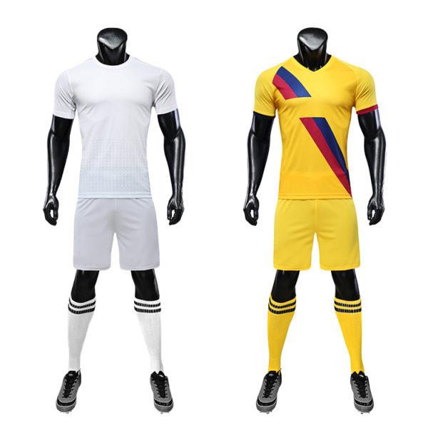 2019 2020 football training set jersey clothes 1