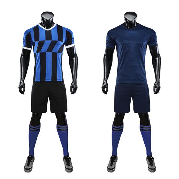2019 2020 football training set jersey clothes 4