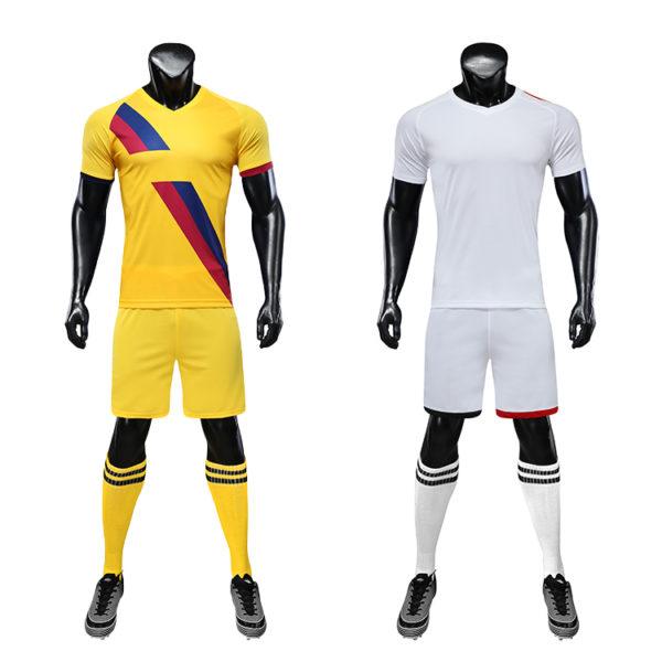 2019 2020 football training set jersey clothes 5
