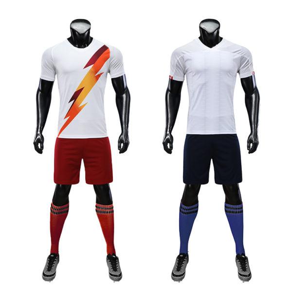 2019 2020 football uniforms wholesale green color 4