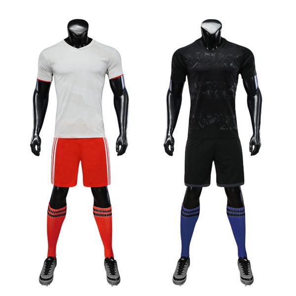 2019 2020 football uniforms wholesale green color 5
