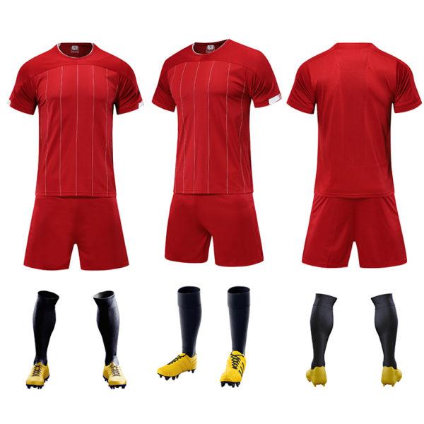 2019 2020 football uniforms wholesale sublimation shirt soccer 3