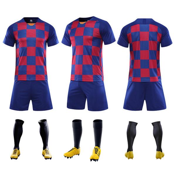 2019 2020 generic football jerseys wear uniform jackets 6