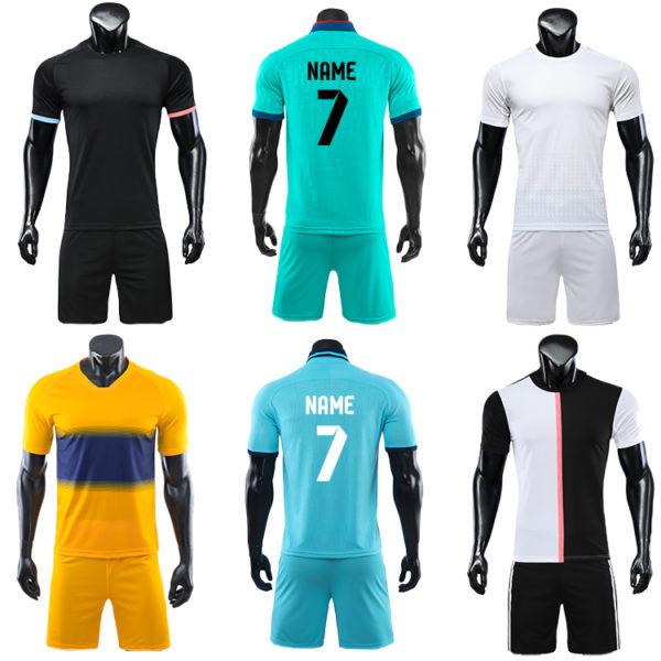 2019 2020 jersey football fabric custom 3