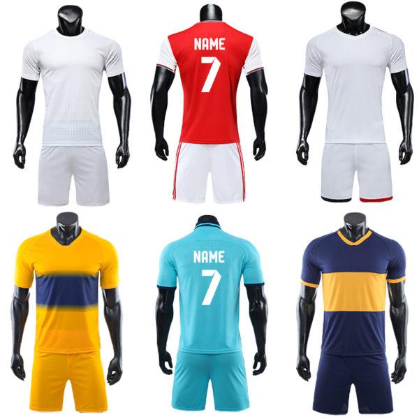 2019 2020 jersey football fabric custom 5