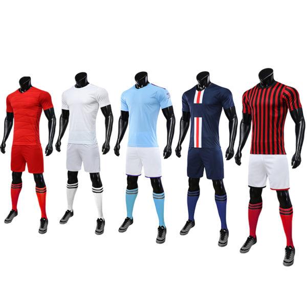 2019 2020 maillot foot de made football jersey 3