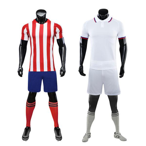 2019 2020 mens soccer uniform set jersey men football shirt 2