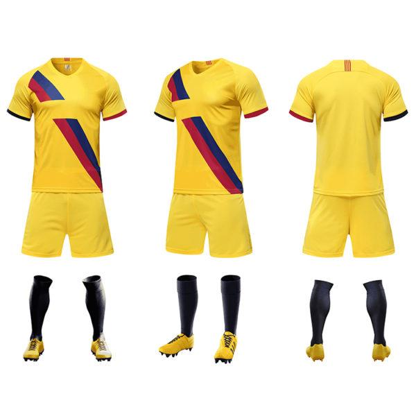 2019 2020 national football team jersey long sleeve kids soccer jerseys goalkeeper shirt 4