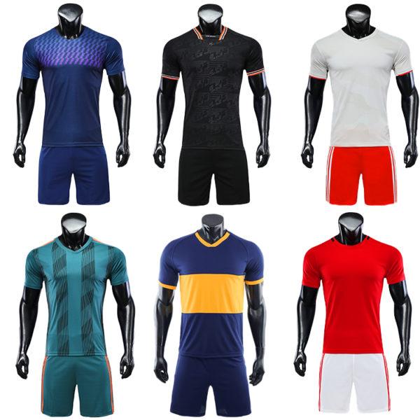 2019 2020 orange soccer uniforms jersey men football shirt 2