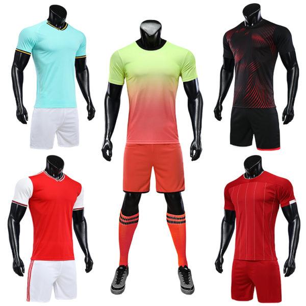 2019 2020 orange soccer uniforms jersey men football shirt 5