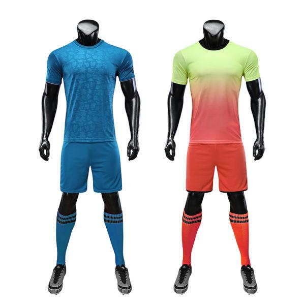 2019 2020 pink soccer jerseys orange uniforms jersey 6