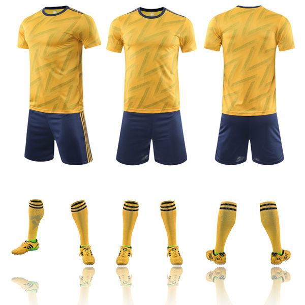 2019 2020 soccer jersey provide custom print men long sleeve 2 1