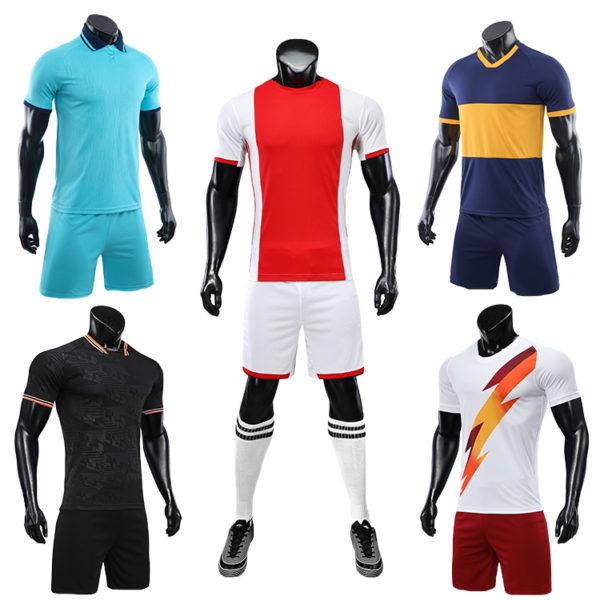 2019 2020 soccer jersey thailand quality set custom 5
