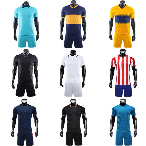 2019 2020 soccer jersey uniform thailand set uniforms 3