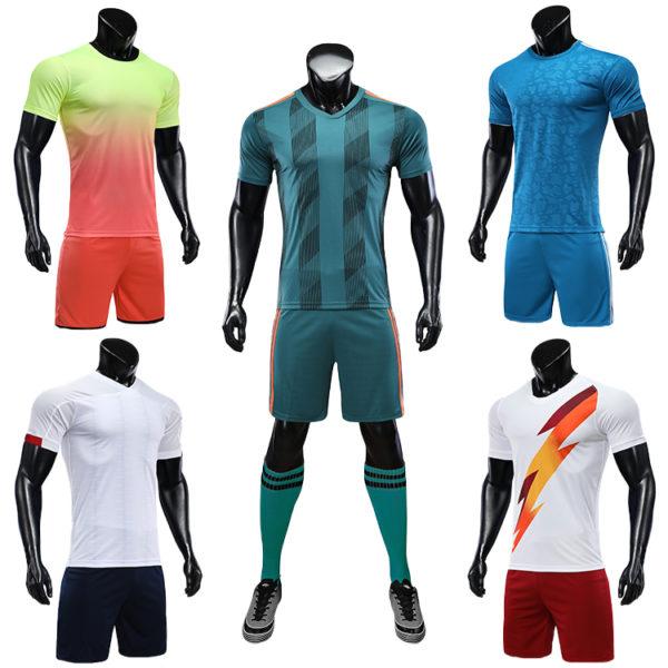 2019 2020 soccer team set t shirt socks 4