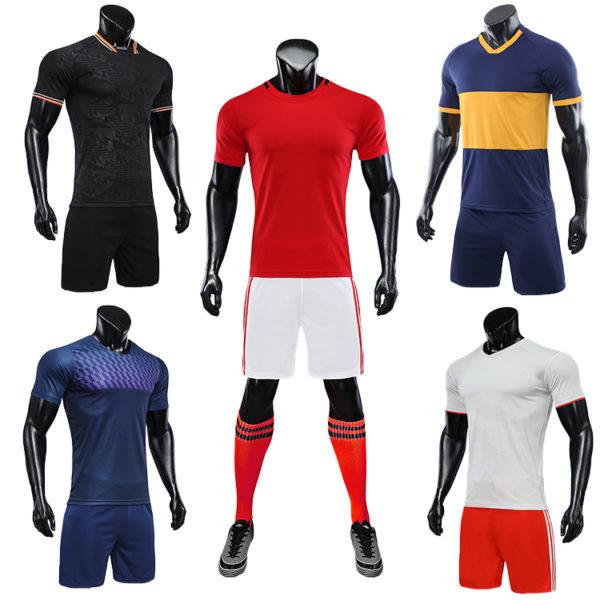 2019 2020 soccer uniform set football jersey 2