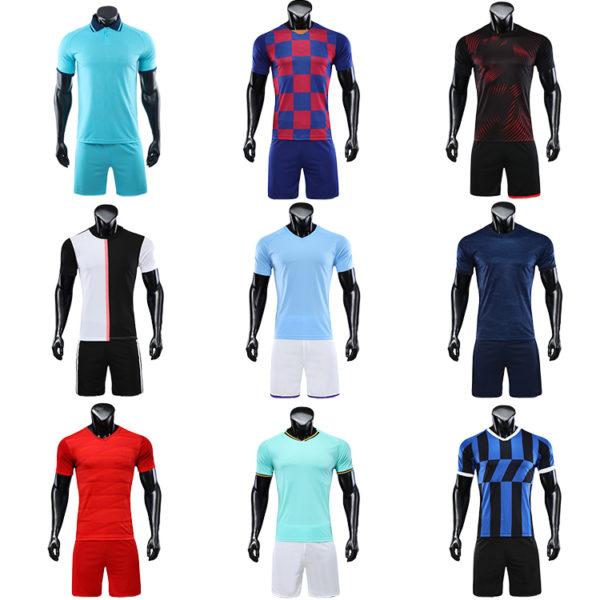 2019 2020 soccer wear orange football long sleeve for men 1