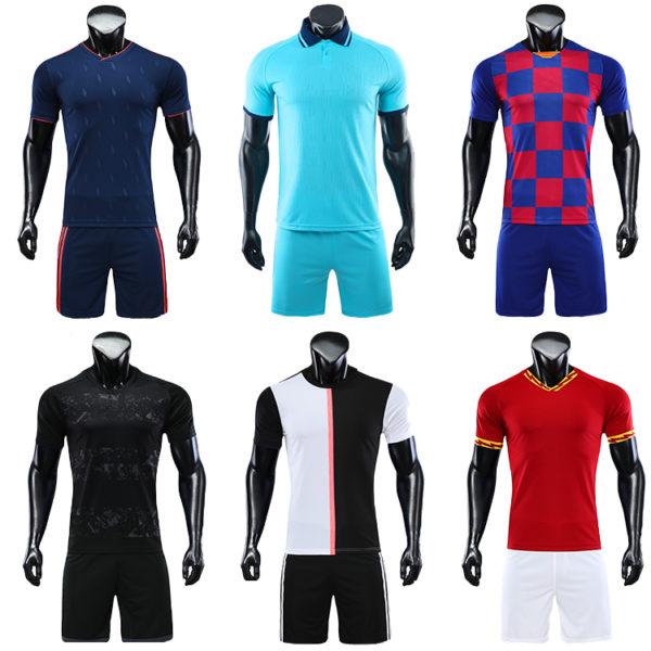 2019 2020 tacos de futbol sports uniform soccer wear 4