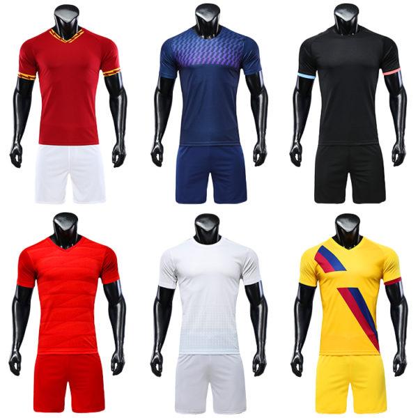 2019 2020 tacos de futbol sports uniform soccer wear 5