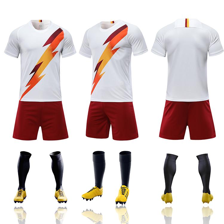 2019 2020 Thailand Quality Soccer Jersey Stylish Football Jerseys Sports T Shirt