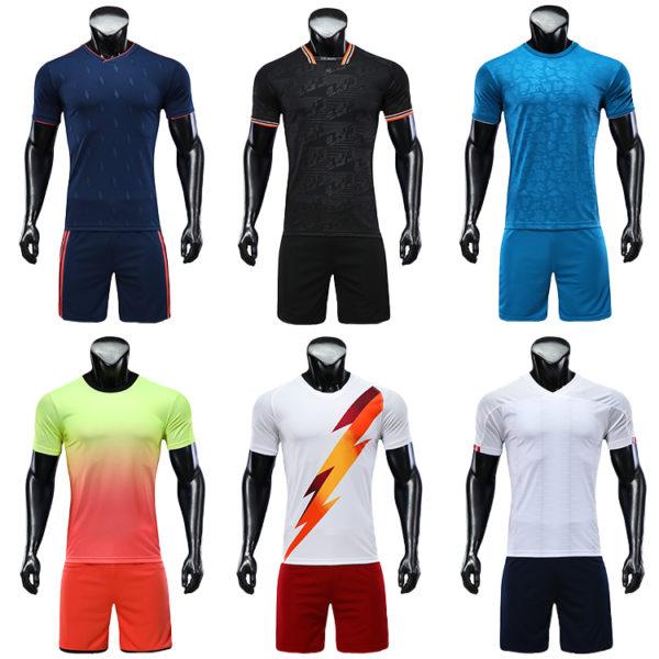 2019 2020 wholesale soccer uniforms uniformes de futbol morados femeninos 1