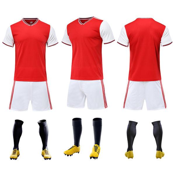 2019 2020 youth football jerseys wholesale yellow soccer jersey uniforms 2 1