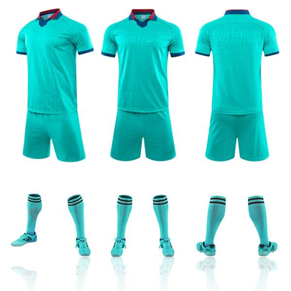 2019 2020 youth football jerseys wholesale yellow soccer jersey uniforms 6 1